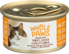 Whole Paws Turkey  Chicken & Giblets Dinner  Cat Food (Grain Free)  3 oz