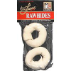 White Donut 3.5 Inch - 2 Count