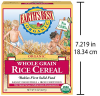 Earth's Best Organic Whole Grain Rice Cereal  8 Ounce