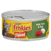 Friskies Cat Food Flaked With Tuna & Egg Can - 5.5 Oz