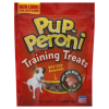 Pup-Peroni Dog Snacks Training Treats Pouch - 5.6 Oz