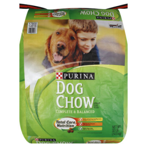Dog Chow Dog Food Complete & Balanced Bag - 32 Lb