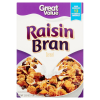 (2 Pack) Great Value Cereal  Raisin Bran  23.5 Oz