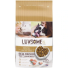 Luvsome Natural With Chicken Adult Dog Food 3.5 lb