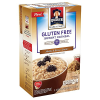 QUAKER Instant Oatmeal  Gluten Free  Maple & Brown Sugar  8 ct