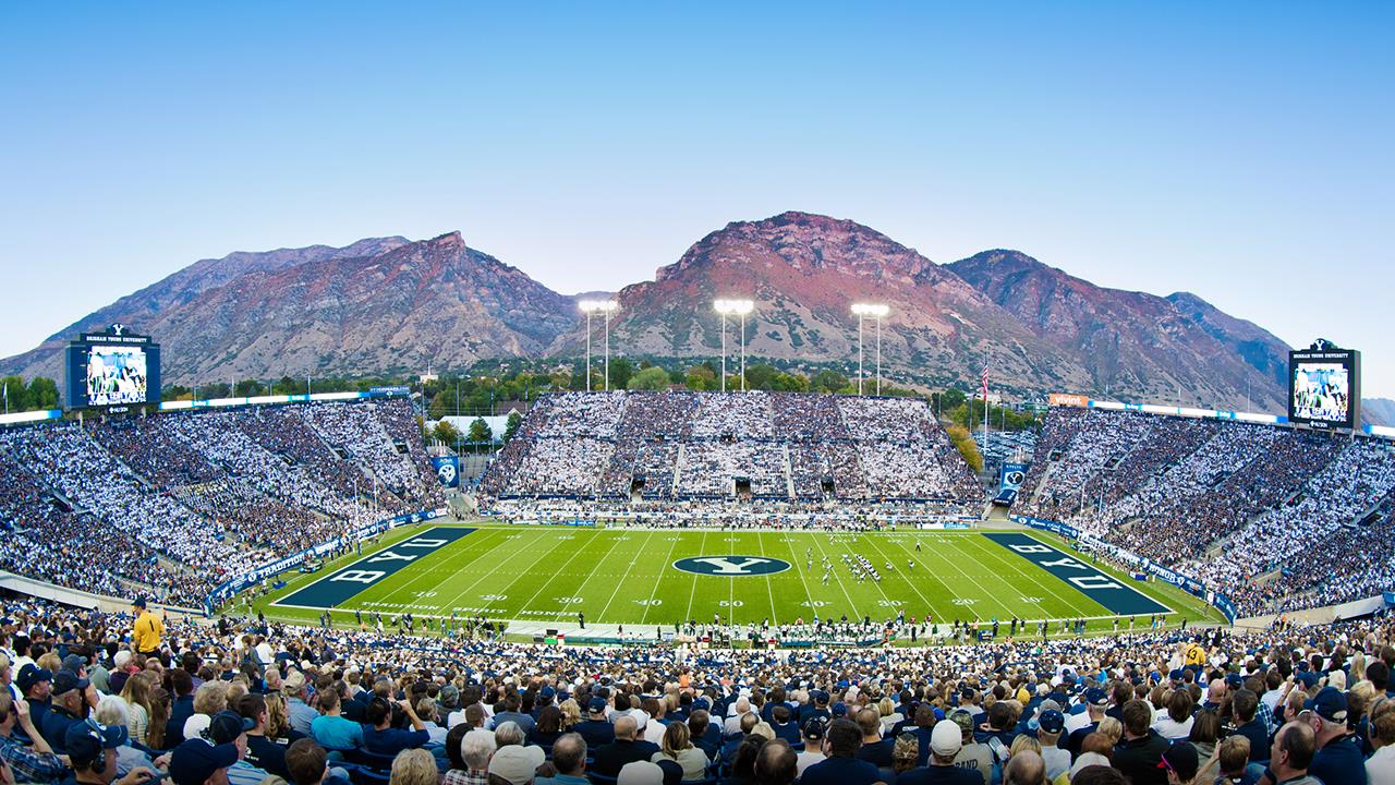 Byu Football Byutv