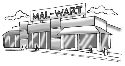 Mal-Wart
