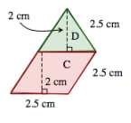 Shading added to same figure, D in green, and C in red.
