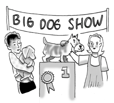 Big Dog Show