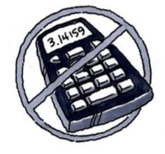 no calculator icon final