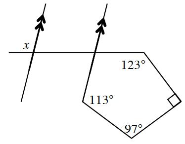 Diagram arrows 123T 113L 97B