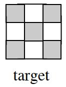 1-55d Target diagram