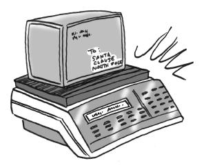 Mailbox Plus machine
