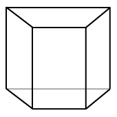 A Prism where the base is a trapezoid.