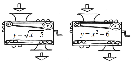 Two function machines