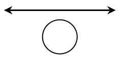 1-63 Line and circle diagram