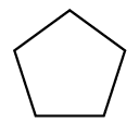 Figure 3: a pentagon with equal sides.