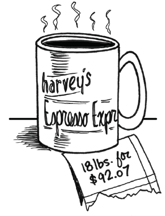 Harvey's Espresso Express