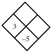 4-32b Diamond Problem