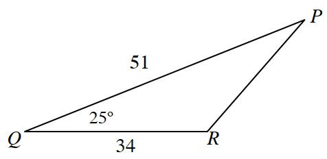 triangle diagram
