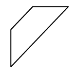 A trapezoid