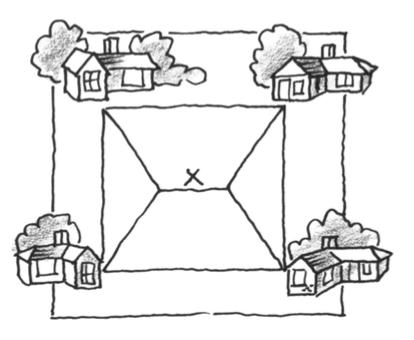 House diagram