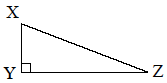 A triangle labelled L, M, and N.