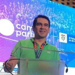 Like from Camilo Caquimbo