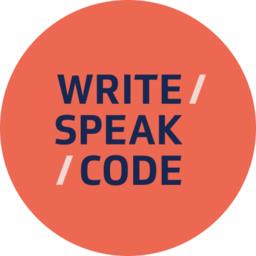 Write/Speak/Code ATX