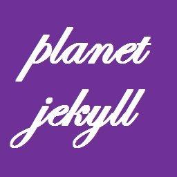 Planet Jekyll