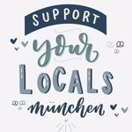 Like from Support Your Locals Munich