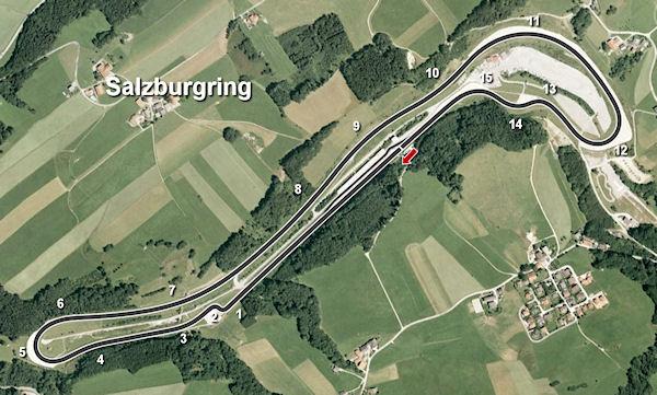 Salzburgring 68-96 Beta