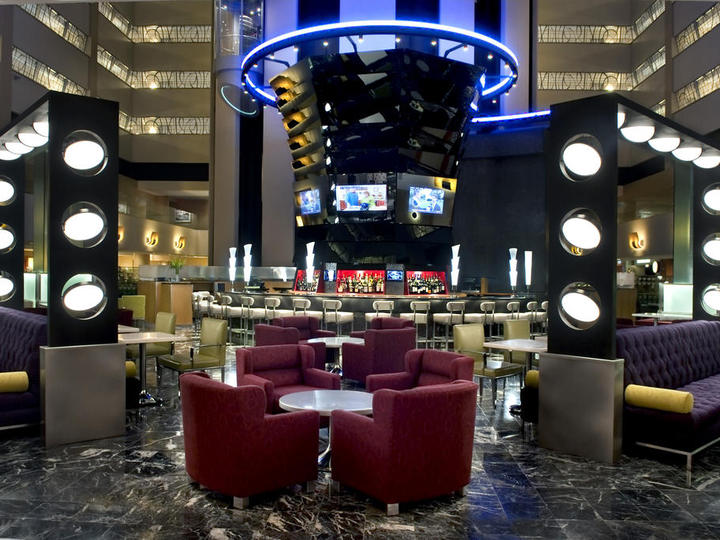 New York Marriott Marquis NY