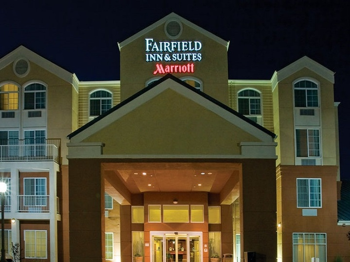 Fairfield Inn And Suites Fairfield Napa Valley Area