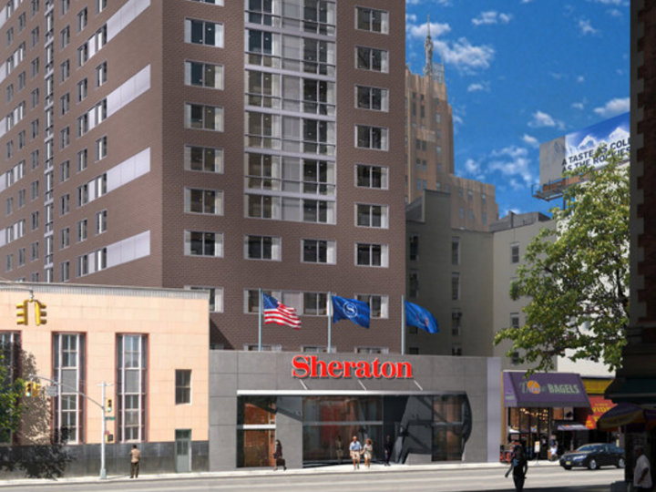 Sheraton Tribeca New York Hotel NY