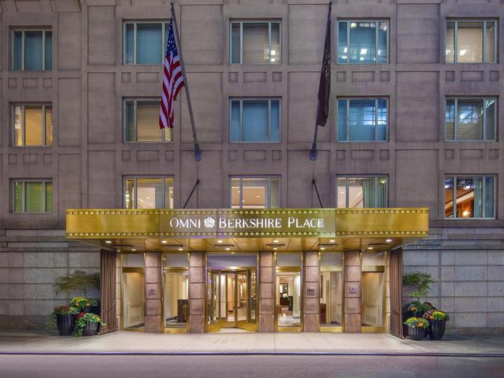Omni Berkshire Place New York