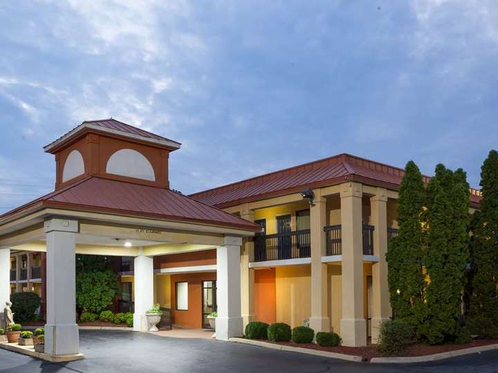 Baymont Inn and Suites Covington