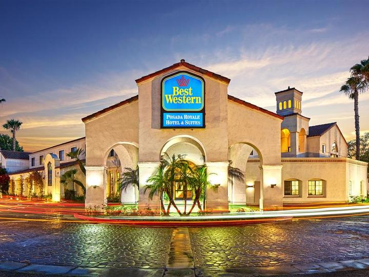 Best Western Posada Royale Hotel and Suites