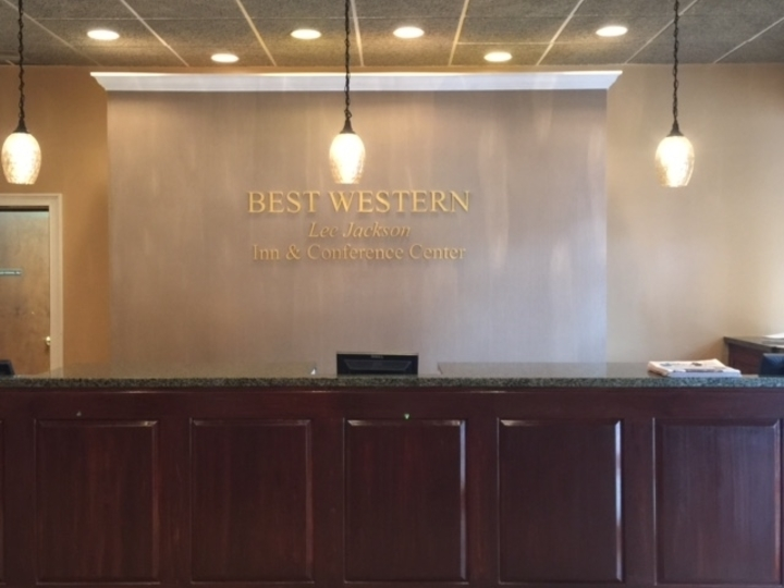 Best Western Lee Jackson Inn and Conference Center