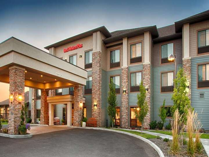 Best Western Plus Dayton Hotel and Suites