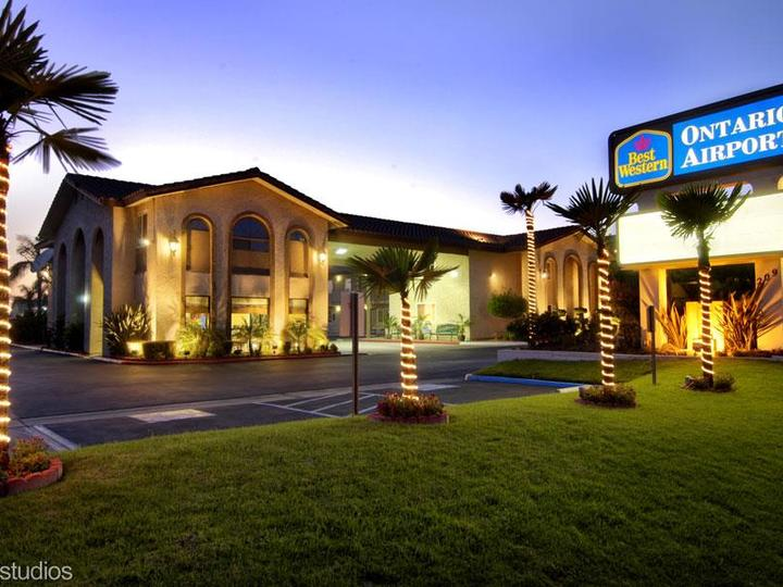 Best Western Plus Ontario Airport and Convention Center