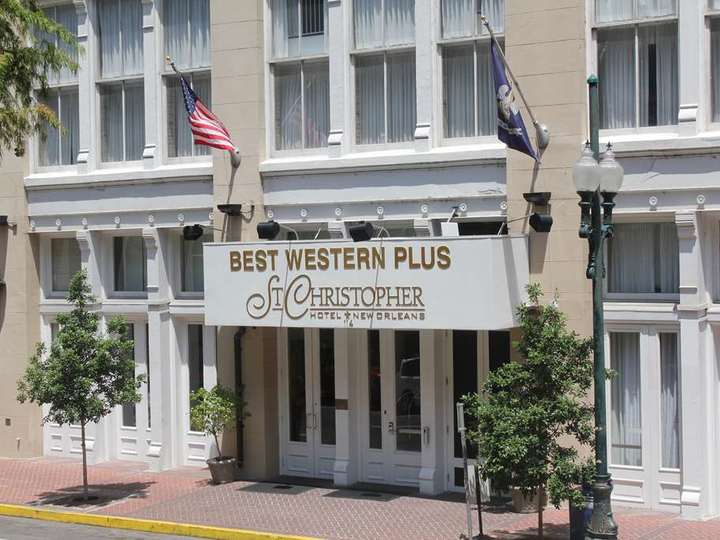 Best Western Plus St  Christopher Hotel