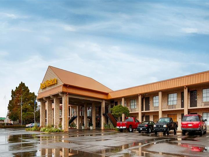 Best Western of Alexandria Inn and Suites and Conference Center