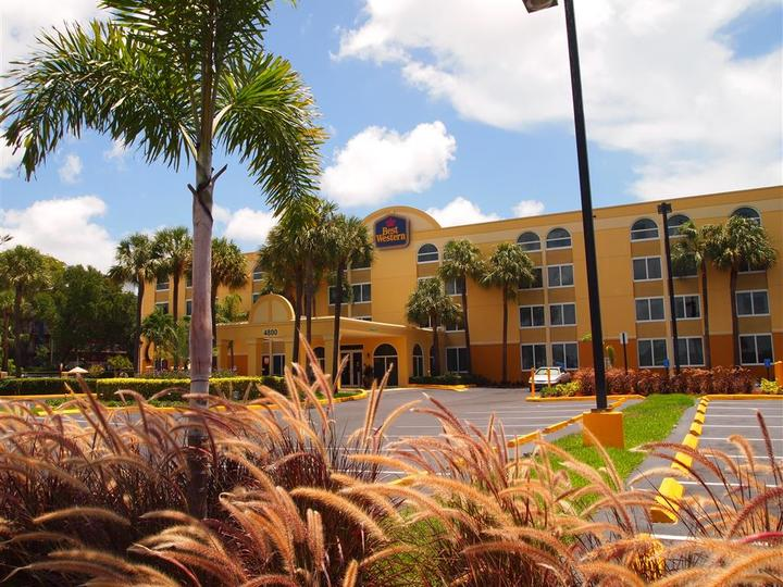 Best Western Ft  Lauderdale I 95 Inn