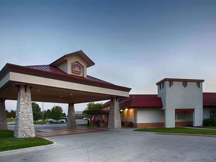 Best Western Wichita North Hotel and Suites