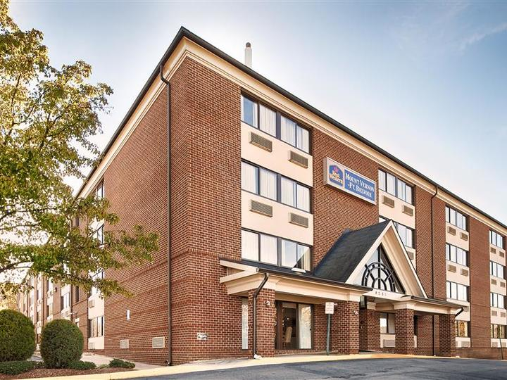 Best Western Mount Vernon Ft  Belvoir