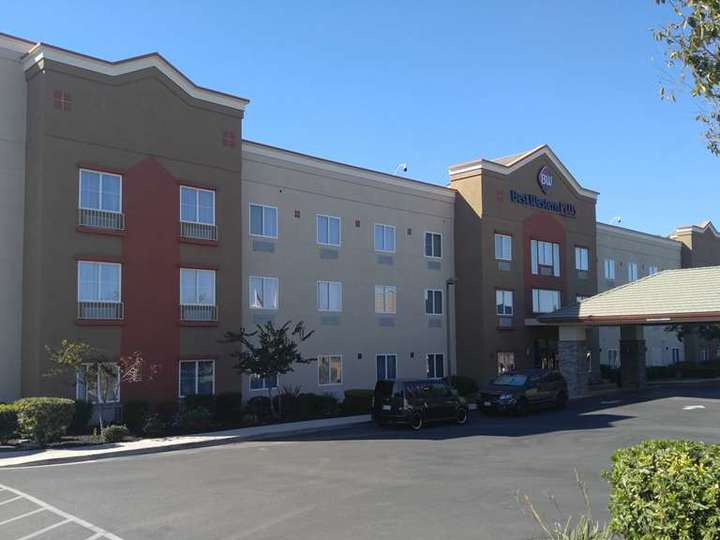 Best Western Plus Delta Inn and Suites