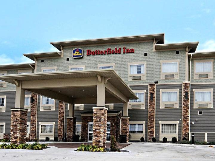 Best Western Plus Butterfield Inn