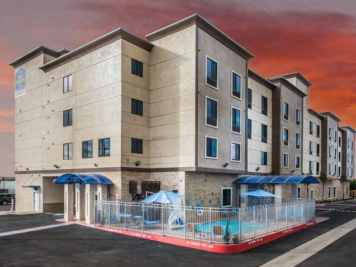 Best Western Plus Gardena Inn and Suites