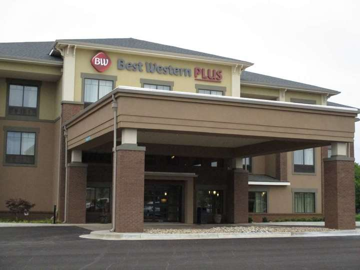 Best Western Plus Tuscumbia Muscle Shoals Hotel and Suites